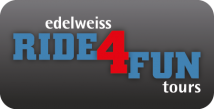 edelweiss RIDE4FUN tours