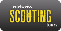 Logo edelweiss SCOUTING tours