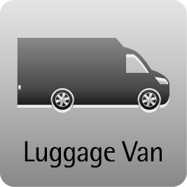 Luggage van