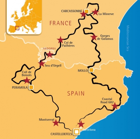 Tour of the Pyrenees