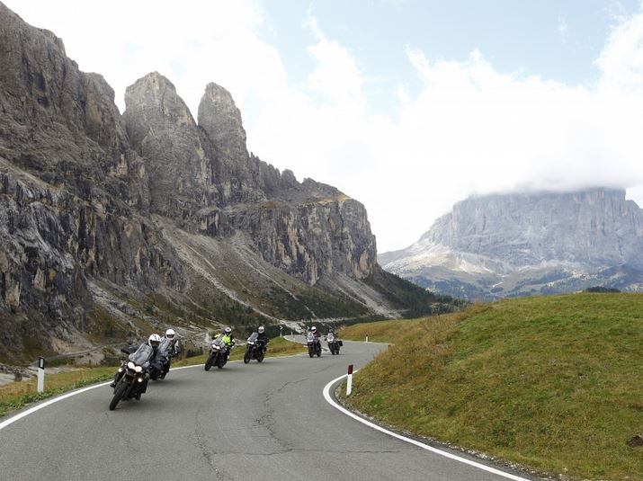 Touring Center Dolomites