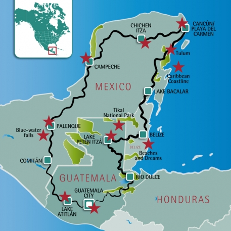 NEW TOUR: The Mayan Empire