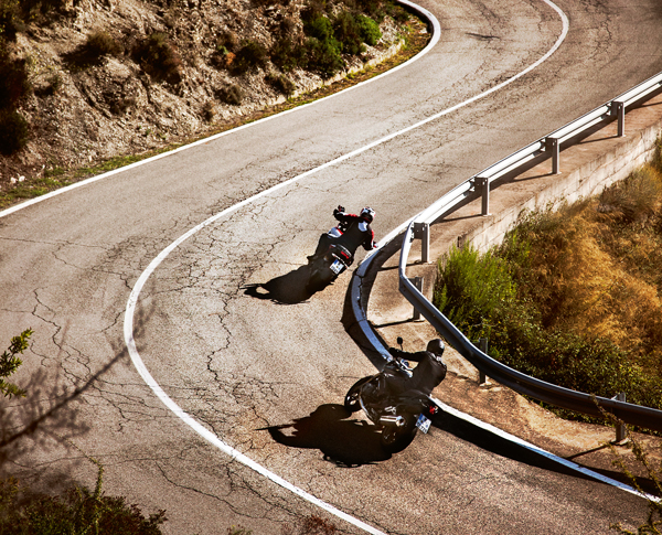 Motorcycle, Tour, Sardinien