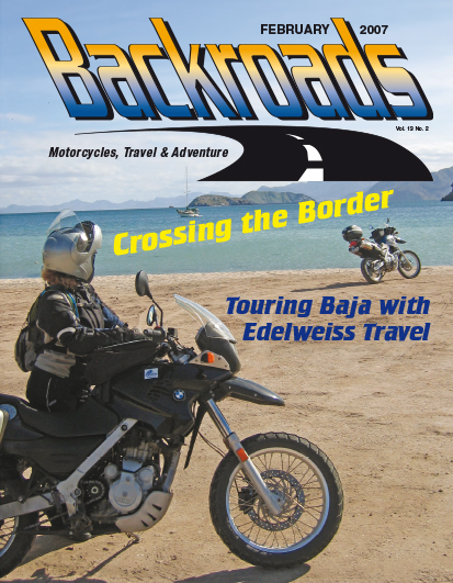 Baja California Tour