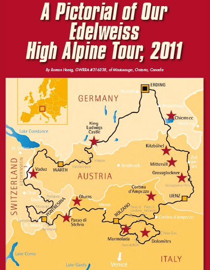 High Alpine Tour